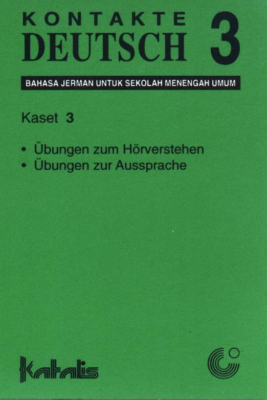 Kontakte Deutsch 3, Kaset