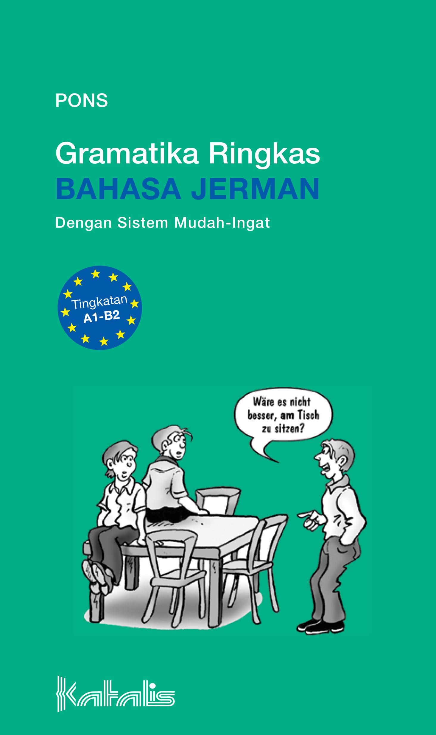 Gramatika Ringkas Bahasa Jerman